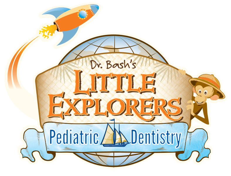 Logo for Little Explorers Pediatric Dentistry
